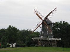Scandinavian windmill; Malmo, Sweden