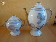 Art deco Jean Boyer Limoges porcelain