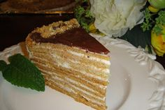 Russian Cake Rijik This cake is 110% worth making. It is an absolute winner, and if you have the time and want to challenge yourself- do it. You won't regret it.This 10-layer cake is wonderful! I have seen as many as 15 layers...