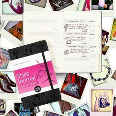 Moleskine Passion Style Journal