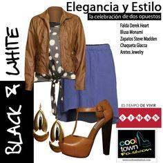 #cooltown #BlacknWhite #siman #fashion #fashionbysiman http://www.siman.com