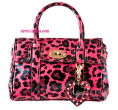 8a851835ad9 Mulberry for Target october 2010 large Tote  49.99 Leopard Print Bag