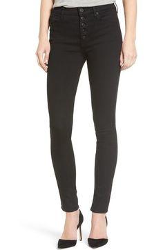 674cd81a8639e Main Image - Hudson Jeans Ciara High Rise Skinny Jeans