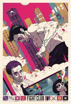 Fight Club - Andrew Archer ----