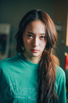 Krystal ( F(x) ) - W Magazine March Issue
