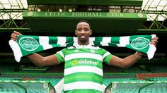 Celtic unveil their new signing Moussa Dembele at Parkhead, will McCormack be the next player out of the door?