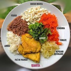 Guia para Diabeticos on April 09 2020 food text that says QUEIJO Clean Eating Recipes, Lunch Recipes, Vegetarian Recipes, Healthy Recipes, Healthy Habits, Healthy Life, Healthy Snacks, Healthy Eating, College Meals