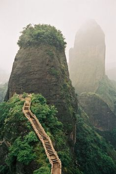 Luotuofeng Peak - Sichuan, China Travel Share and enjoy! Places Around The World, Travel Around The World, Around The Worlds, Places To Travel, Places To See, Travel Destinations, Travel Tips, Travel Hacks, Travel Ideas