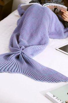 BeddingOutlet Mermaid Throw Blanket Handmade Mermaid Tail Blanket for Adult Kid Multi Colors 3 Size Soft Crochet Mermaid Blanket Knitted Mermaid Tail Blanket, Crochet Mermaid Tail, Mermaid Tails, Mermaid Blankets, Mermaid Mermaid, Snuggle Blanket, Blanket Yarn, Knitted Blankets, Sofa Blanket