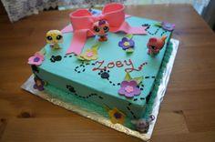 Pin Littlest Pet Shop Birthday Cake Photo ...