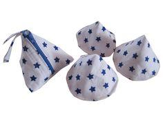 Baby Wickelhütchen 4-teilig mit Tasche von me Kinderkleidung und ersatzbezuege auf DaWanda.com