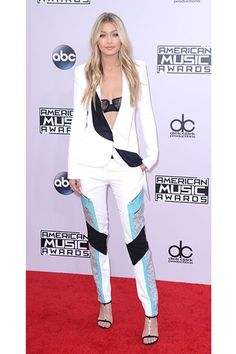 American Music Awards Red Carpet | AMAs Best Dressed Celebs 2014