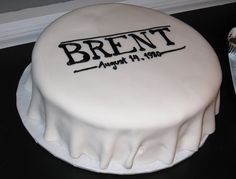 Bottle Cap Cake Via Decorating Obsessed
