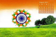 Independence Day HD Desktop Background