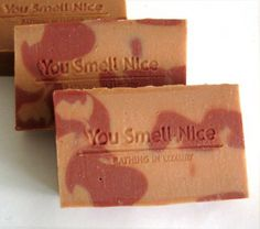 Stroke Me — Handmade Vegan Soap by soap..with a name like that you know it`s good...