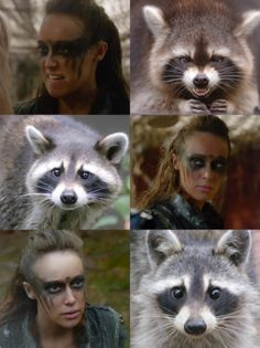Commander Lexa || The 100 || Alycia Debnam-Carey: I definitely see the resemblance
