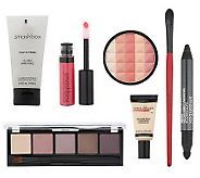 great Smashbox kit, good shadows for the smoulder eye look