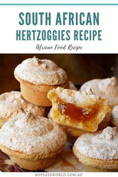 South African Hertzoggies recipe - boyeatsworld