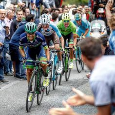 The 4 strongest riders of Giro di Lombardia 2016