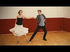Discofox lernen mit der DVD der jungen Turnier-Tänzer