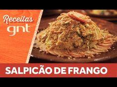 Receita de salpicão de frango para o  Natal | Rita Lobo
