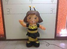 Gemmy PROTOTYPE Airblown Inflatable Halloween Dora as Bee # 64374