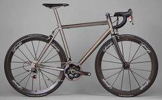 My current bike: Van Nicholas Astraeus Complete joy to ride!