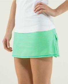Lululemon tennis skirt Had to order it.  ; )