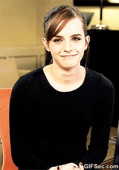 Image result for emma watson gif