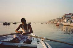 Photo-Ville-Varanassi à l'aube-yrhagael