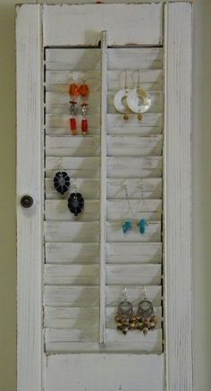 another use for old shutters
