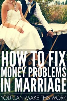 """Money and marriage - the age-old battle scene. We fight about it to the point that many of us end up in a divorce court unable to reconcile our differences. We wonder """" how to fix money problems in marriage ?"""" We look for ways out of our never-ending cycle of fighting, but is there a way out? YES!"""
