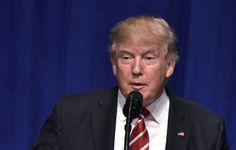"""O presidente dos Estados Unidos, Donald Trump, prometeu nesta segunda-feira """"programas fortes"""" de controle migratório, enquanto enfrenta uma dupla ofensiva judicial e política, e o descontentamento popular contra sua ordem de proibir a entrada de imigrantes de países muçulmanos."""