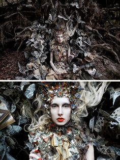 Wonderland: A Fantastical Voyage of Remembrance Through Portrait Photography by Kirsty Mitchell