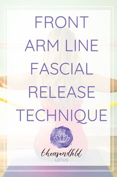 Use this easy technique for opening the front arm fascial line. Experience chest and shoulder opening for better posture which results in heart opening <3 The best part its- no foam rolling required! Click here to watch this super fast video tutorial & save this pin, you're going to want to use this forever! #fascia #thousandfoldlotus #heartopener #posture #fasciallinerelease Pilates Reformer Exercises, Foam Rolling, Better Posture, Increase Flexibility, Sports Massage, Fitness Gifts, Camping Gifts, Pelvic Floor, Yoga Lifestyle