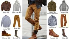 Good fall look made affordable
