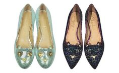 Chaussures chat - Ballerines Kitty Charlotte Olympia Automne Hiver 2016 2017