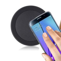 Good Sale Qi Wireless Power Charger Charging Pad For Samsung Galaxy S8/S8 Plus May 9