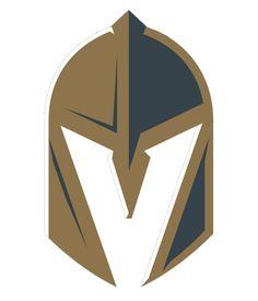 NHL Vegas Golden Knights Secondary Logo  5b9480ffe
