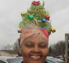Oh Christmas weave, Oh Christmas weave