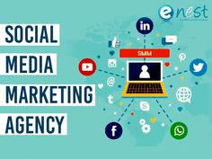 eNest Services provide SMM Services. With Social Media Marketing Agency Boost Your Brand & Drive Leads on Social Media. We help the brand to get the relevant audience's attention and building effective and positive consumer relations. For more details, you can call us at 8287335066