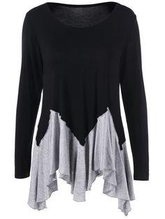 $7.86 Asymmetric T-Shirt