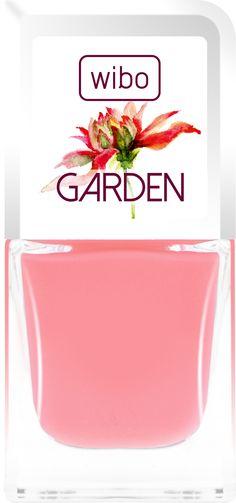 Lakier GARDEN nr 5 #nails #manicure #wibo #wibokosmetyki #kosmetyki #nailsart #color #garden #flower #new