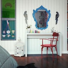 Einrichtung Im Stil Pop Art U2013 Ausdrucksstark Und Kunstvoll #ausdrucksstark # Einrichtung #kunstvoll