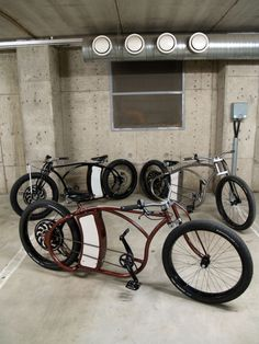 Amazing Cool Bicycles - Electric bikes
