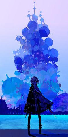 #anime #scenery