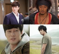 Which So Ji Sub character is your perfect match?