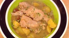Here, I take the base of my favorite summer marinade and transform it into a hearty winter chicken stew.