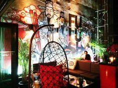 Fu Lu Shou in Hong Kong - Best rooftop bar in 2014!