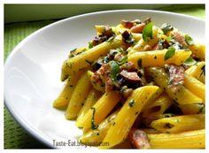 DIETETYCZNIE: Serowy makaron w ziołach- jeszcze szybciej:)
